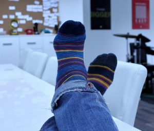 Production Of Socks - Small Own Business Without Big